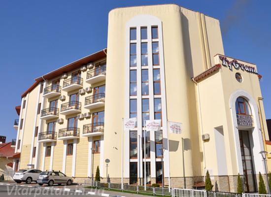 готель Тустань Східниця
