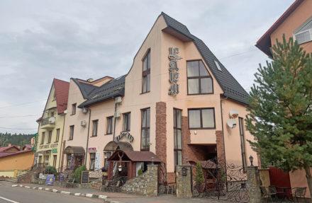 готель Едем Східниця