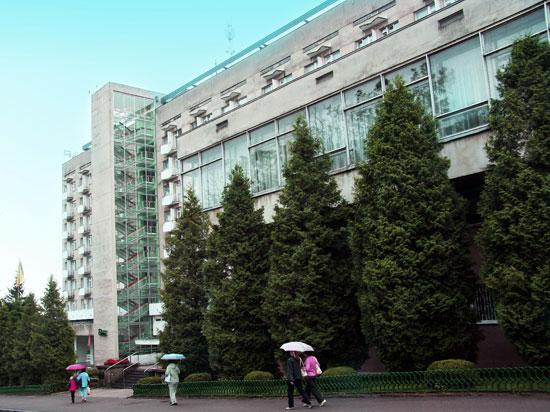 готель Весна Трускавець