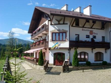 Альпійський двір Славське