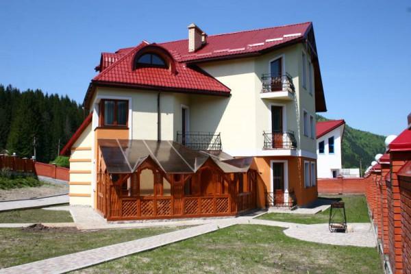 готель Ліліанна Славське