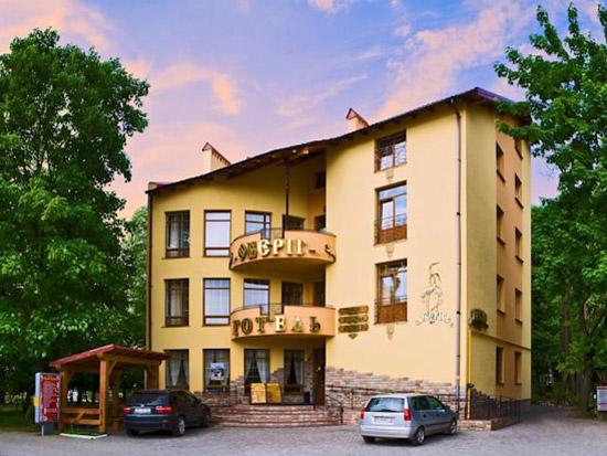 готель Оберіг Моршин