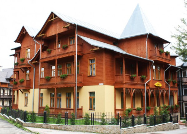 готель Парк Трускавець