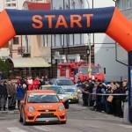 Горные автогонки прошли в Трускавце