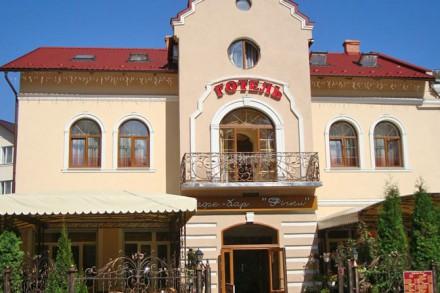 міні готель Річки Трускавець